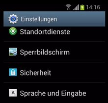 Flash Player auf Android installieren - Bild für Bild