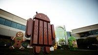 Android 4.4.3: Update erscheint am 23. Mai (Gerücht)