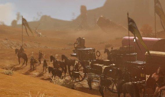 archeage caravan