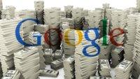 Google legt 30 Milliarden Dollar für Zukäufe zurück