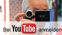 Bei YouTube anmelden - warum und wie?