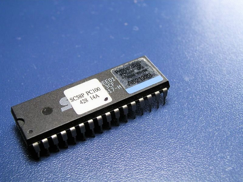 bios batterie chip