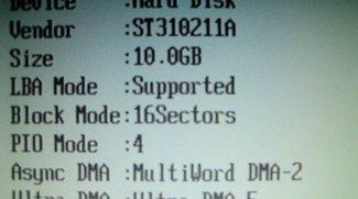 BIOS-Batterie wechseln und das BIOS wieder einrichten