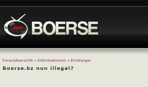 Boerse.to: Spiele, Filme, eBooks und MP3s kostenlos downloaden - Ist das legal?
