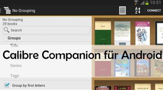 Calibre Companion auf Android: Alle Infos