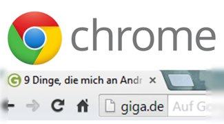 Google Chrome Beta: Adressleiste zeigt nur noch Domain