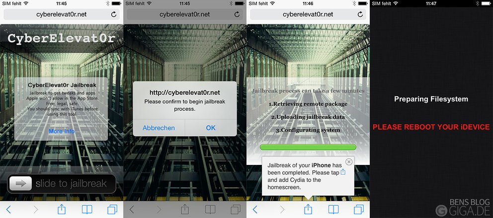 CyberElevat0r – Fake-Jailbreak