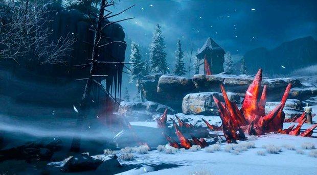 Dragon Age - Inquisition: Geleakte Screenshots zeigen schneebedeckte Landschaften