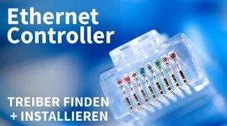 Ethernet Controller-Treiber finden und installieren