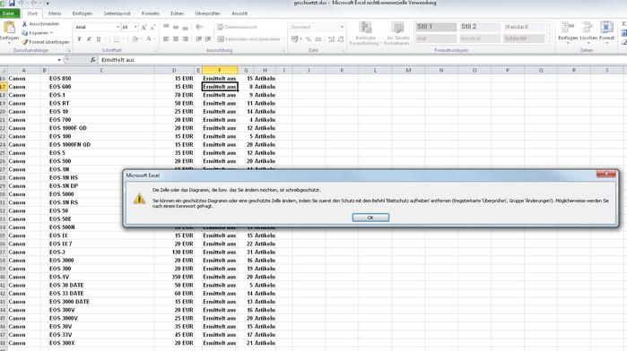 Den Excel Blattschutz aufheben und das Passwort löschen mit 7-Zip – GIGA