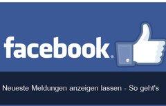 Facebook: Neueste Meldungen...