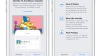 Facebook Update: Erkennung von TV-Sendungen und Musik