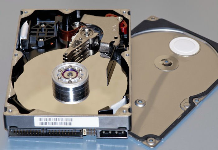 Festplatte Unbrauchbar Machen