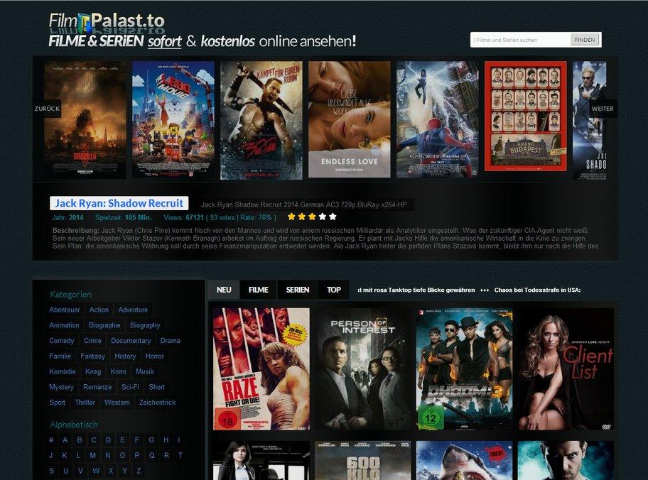 Filme Kostenlos Anschauen Filmpalast