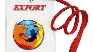 Firefox-Passwörter exportieren – so wird's gemacht!