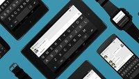 Fleksy Tastatur: Schnellste On Screen-Tastatur der Welt