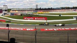 Formel 1 im Live-Stream 2014 aus Budapest: GP von Ungarn