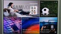 Samsung Galaxy Tab S 10.5: High End AMOLED-Tablet sieht aus wie ein großes Galaxy S5