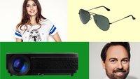 Jubelsommer bei eBay: Beamer und coole Ray-Ban-Sonnenbrillen zu gewinnen