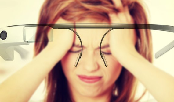 Google Glass verursacht Kopfschmerzen: Warnhinweis auf der Packung?