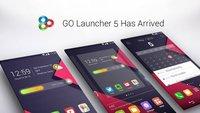 GO Launcher EX: Premium-Version des Launchers bis zum 1. Juni kostenlos