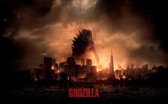 Godzilla 2014: Wut & Zerstörung in 5 Clips zum Film