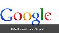 Google-Einträge löschen: So klappts