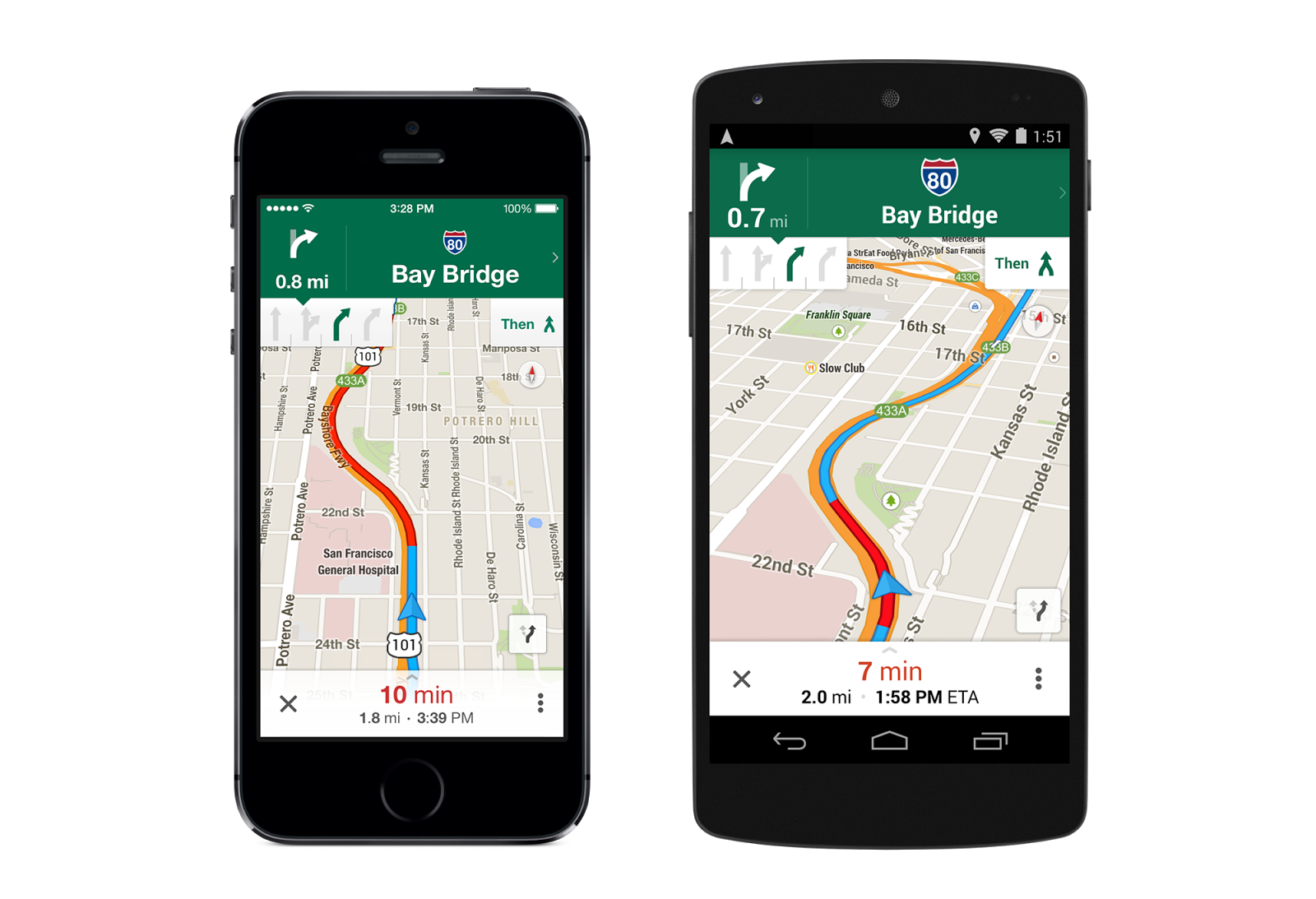 Download Google Maps Apps on
