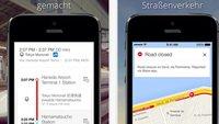 Google Maps: Version 3.0 der iOS-App bringt zahlreiche Neuerungen