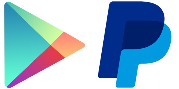 Google Play Store: PayPal-Bezahlung für Apps, Games und Medien in Kürze möglich