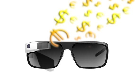 Google Glass: Künftig mit Google Wallet bezahlen (Gerücht)