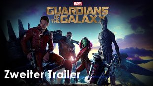 Guardians of the Galaxy: Seht hier den zweiten Trailer!