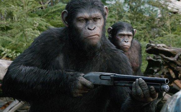 Planet der Affen - Revolution: Clips mit Städte-Zerfall