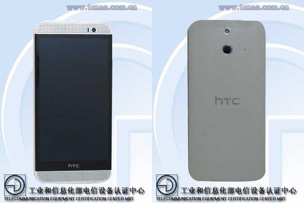 HTC One (M8) Ace: Bilder des Kunststoff-Modells gesichtet, nur mit 4,7 Zoll-Display