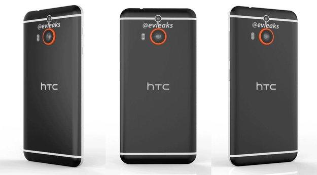 HTC One (M8) Prime: 3D-Animation zeigt kommendes Top-Smartphone von allen Seiten