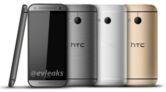HTC One Mini 2: Angeblich ohne Zoe, Pan 360, Motion-Launch &amp&#x3B; Fitbit
