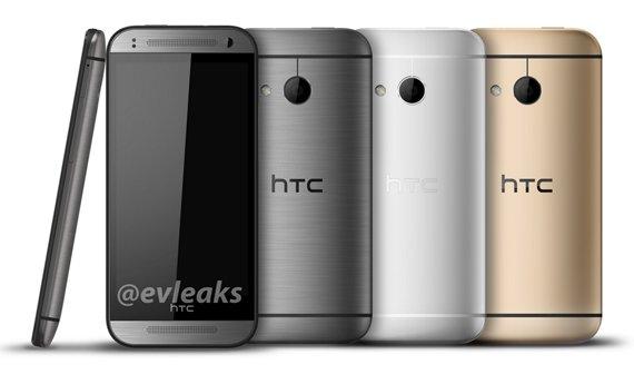 HTC One mini 2: Erstes Pressefoto geleakt