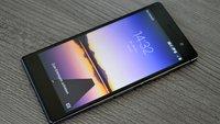 Huawei Ascend P7: Ab sofort bei Amazon vorbestellbar
