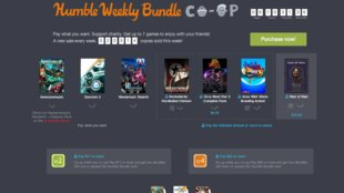 Humble Weekly Sale: Sanctum 2, Awesomenauts und mehr