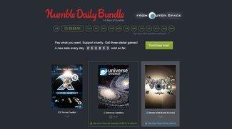 Humble Daily Bundle: Ab in den Weltraum mit X3: Terran Conflict und mehr