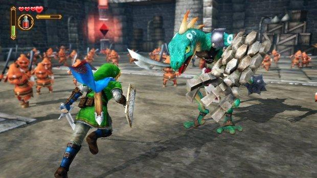 Hyrule Warriors: Neue Informationen zum Zelda- und Dynasty Warriors-Ableger