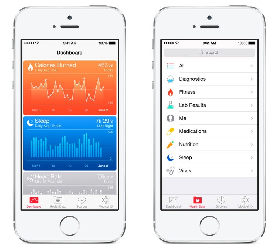 iOS-8-Health-iPhone