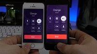 iPhone 6: So könnte iOS auf einem 4,7-Zoll-Display aussehen (Video des Tages)