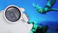 Richtig cool: Das iPhone als Kamera für Taucher (Bildergalerie)