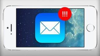 """""""1 nicht gesendete E-Mail"""" auf dem iPhone – was tun?"""