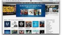 iTunes Store: Hier spielt die Musik (und Videos, Bücher etc.)