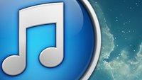 iTunes 11.2.1 behebt Probleme mit dem Benutzer-Ordner