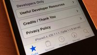 iOS 7.1.1 erfolgreich gejailbreakt (Video)