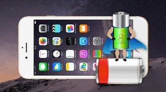 iPhone-Akku schnell leer? 15 Tipps für eine längere Akkulaufzeit