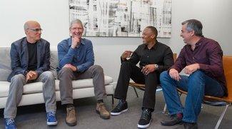 Apple bestätigt Interesse an Fernsehserien für Apple Music